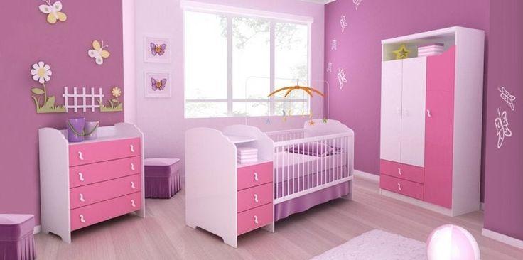 Dicas para decorar o quarto do bebê   – Decoração