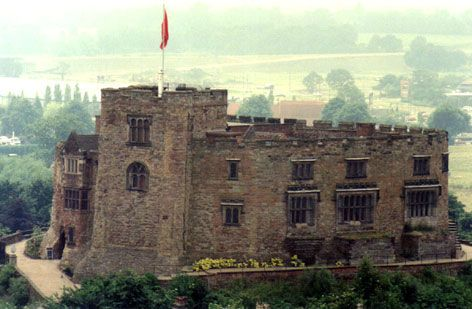 The present version of Tamworth Castle was built during the 11th century by the Normans and many additions have been made over the centuries, especially during the Jacobean period.    However, A castle has stood here, overlooking the River Tame in Staffordshire, since Anglo-Sa