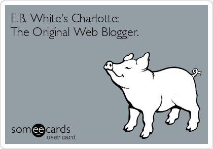 Original web blogger