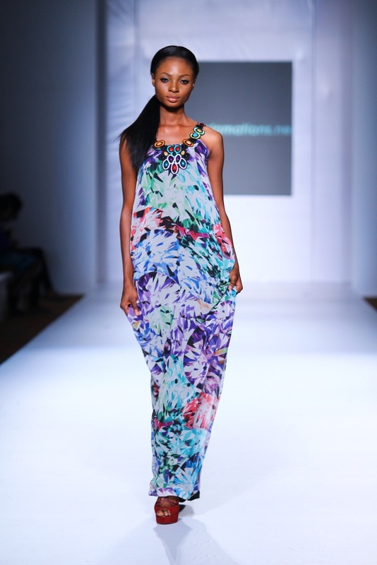 2012 Mtn Lagos Fashion Design Week Xclamations By Tomi