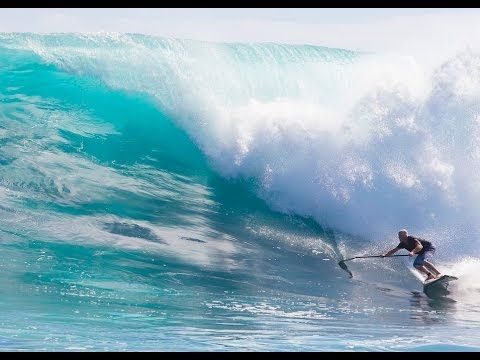 SUP Surfing - Bottom Turn | Stand Up Paddling | How-to Videos | Paddling.net
