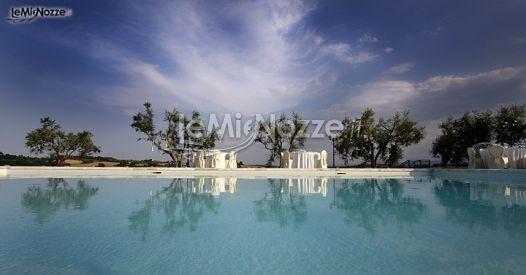 http://www.lemienozze.it/operatori-matrimonio/luoghi_per_il_ricevimento/hotel-per-matrimoni-siena/media/foto/1  Atmosfere rarefatte fra cielo e acqua per un ricevimento di nozze in una location matrimonio dal grande fascino.