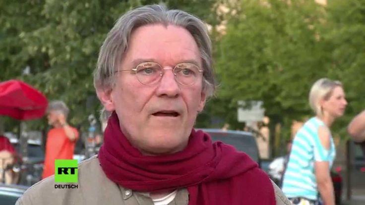 """Sanktionshungern - Hartz IV Krtiker Ralph Boes im Interview: """"Bin bereit..."""