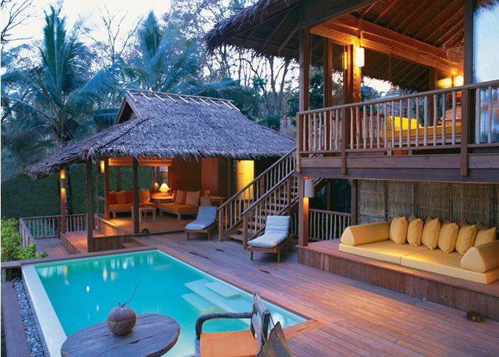 Lua de Mel em Hotéis Sobre Árvores - Hotel Hapuku Lodge - Nova Zelândia