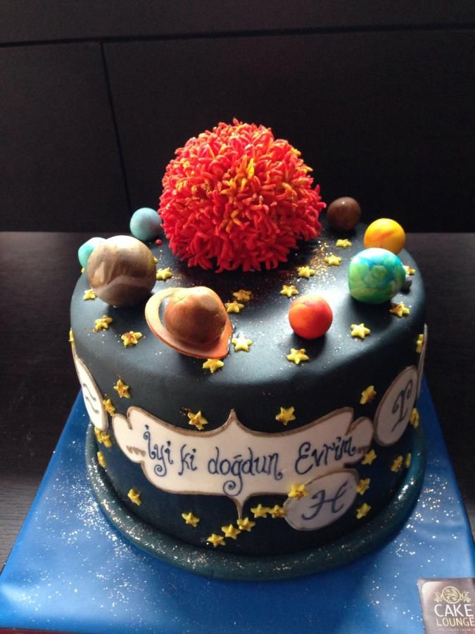 Cake Decorating Utensils Uk : 61 best Galaxy & Space Cake Ideas images on Pinterest ...