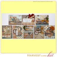 Harvest Card Kit
