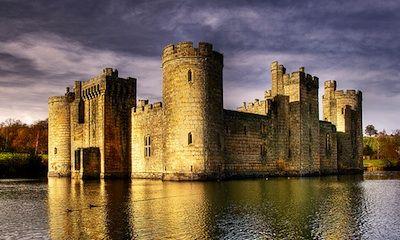 Il-castello-di-Bodiam