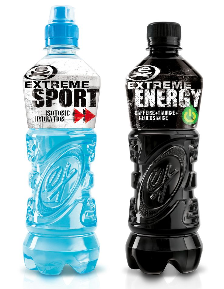 Photo Extreme, a new soft drink from Vimto packaging
