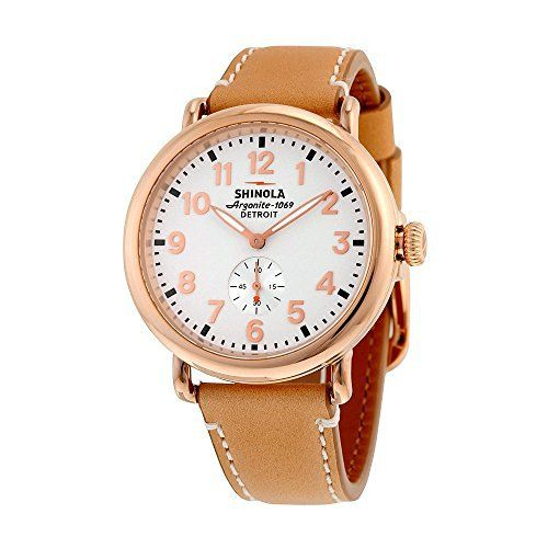shinola watch sale, Navy dial with sub-second dial - Deallagoon