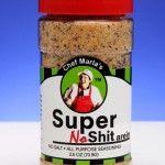 Chef Marla's Super NOshit arein
