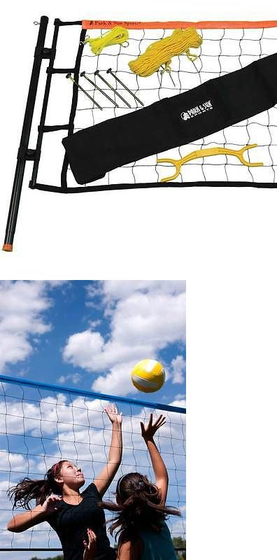 Nets 159131: Tournament Flex Volleyball Set [Id 35493] BUY IT NOW ONLY: $163.21