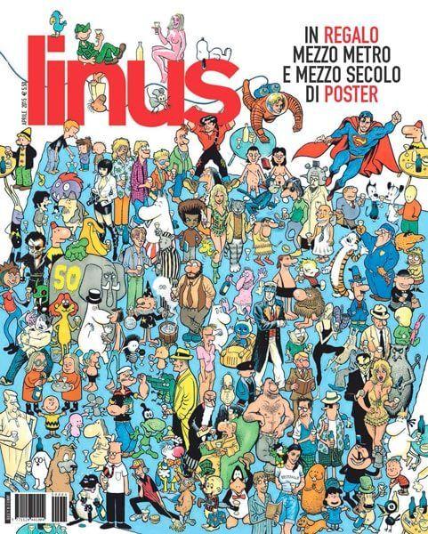 La rivista italiana festeggia domani il 50esimo compleanno. Nel corso di mezzo secolo, ha presentato al pubblico italiano grandi personaggi femminili: donne