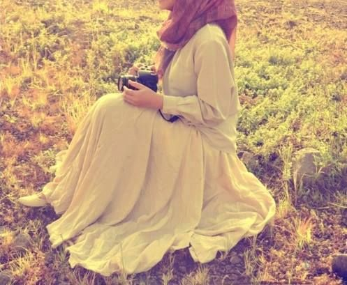 stay beauty stay being hijabi : Photo