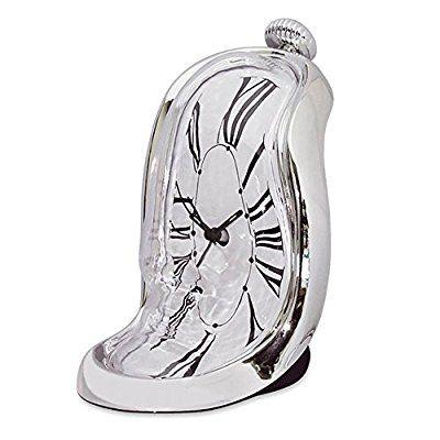 Reloj de Dalí Melting Time. Reloj dicción Dali muy extravagante como si estuviera derritiendose. Podrás apoyarlo sobre cualquier vasar o tira. Si te gusta Dalí o los naturaleza de adorno divertidos, este reloj es inmejorable para amoblar o regalar a … Leer más