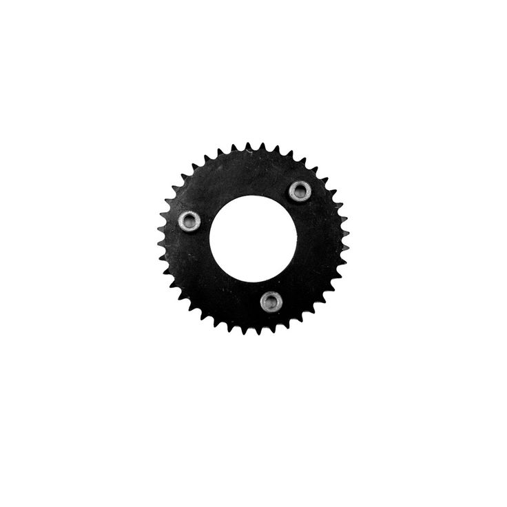 Rolling Sheet Door Hoist Sprocket For 41 Roller Chain 41A40 (3 Inch Bore) (40 Tooth)  | RP: $26.95, SP: $12.95