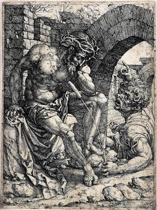 Ο εμπαιγμός του Χριστού ή Η άκρα ταπείνωση (1525)