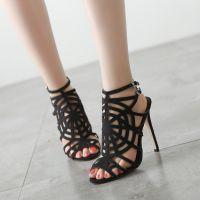 Black Spider Gladiator Sandals (scheduled via http://www.tailwindapp.com?utm_source=pinterest&utm_medium=twpin&utm_content=post86560931&utm_campaign=scheduler_attribution)