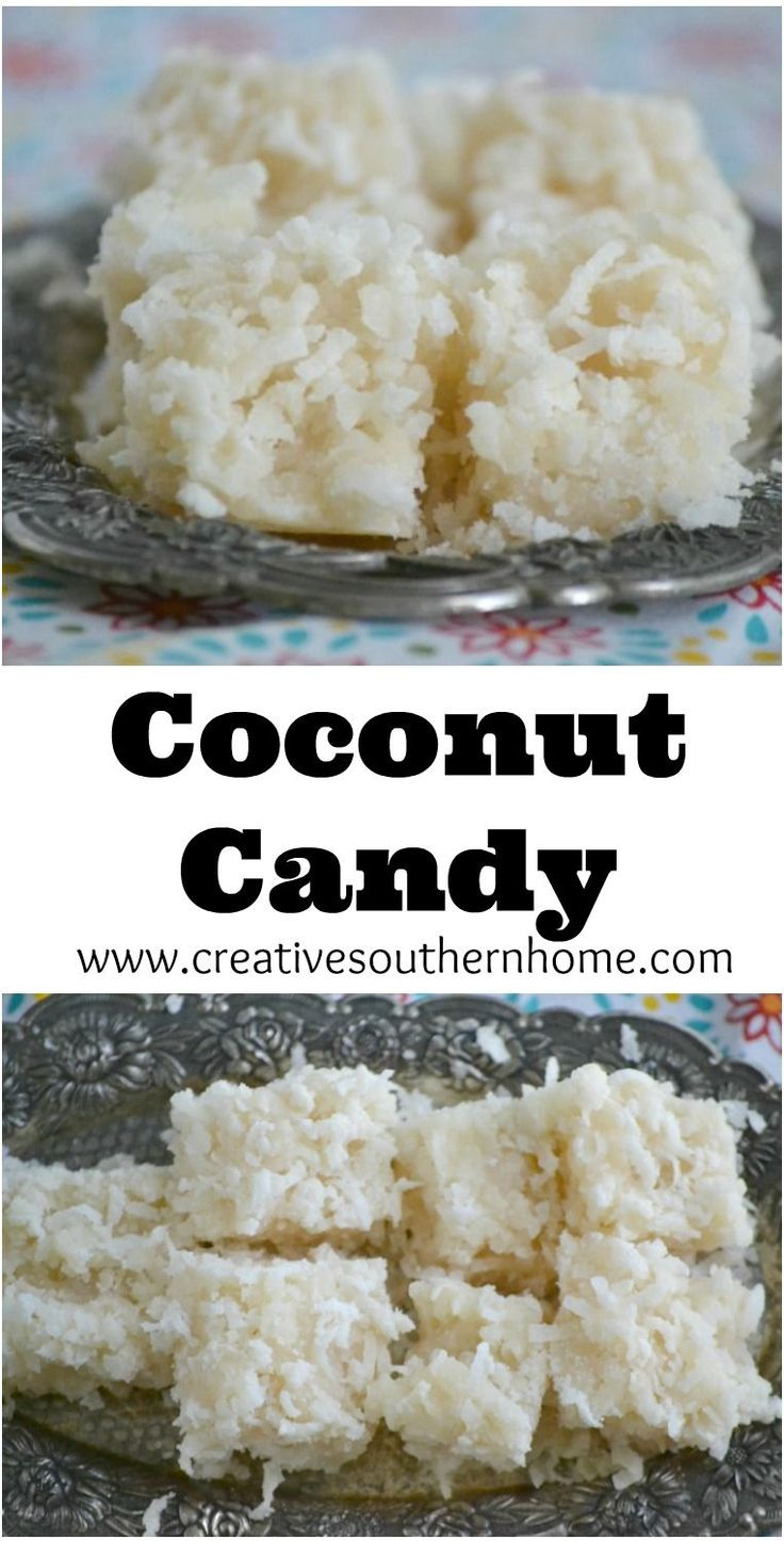 5-ingredients and a few minutes are all you need to make this delicious, award winning coconut candy.