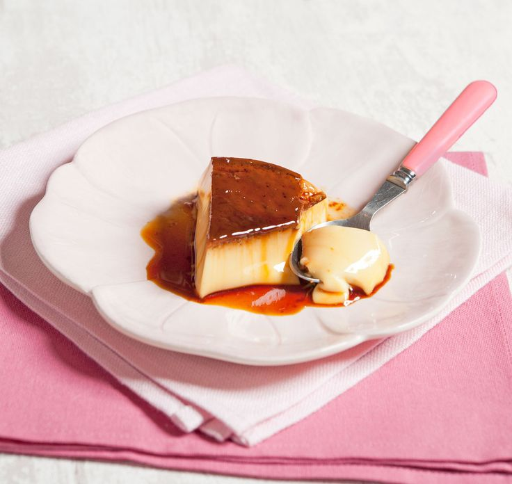 Crème caramel (ou crème renversée) parfaite (révisons nos classiques!)