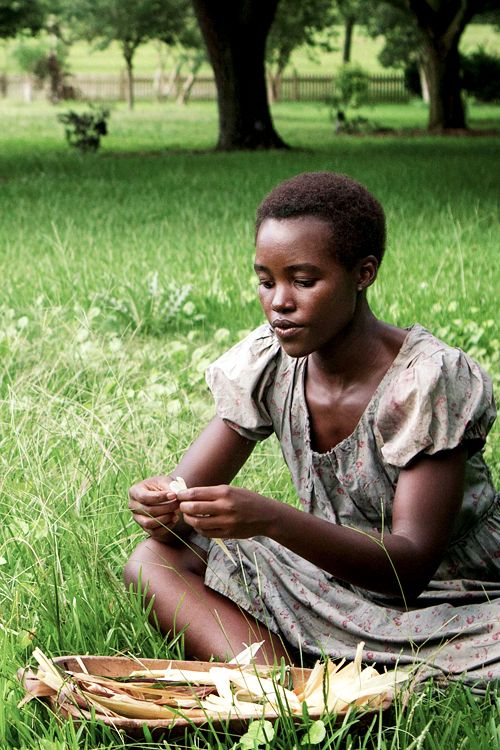 Freedom is not free. Sadly, the people who MADE this country couldn't experience this. 12 years a slave. :'
