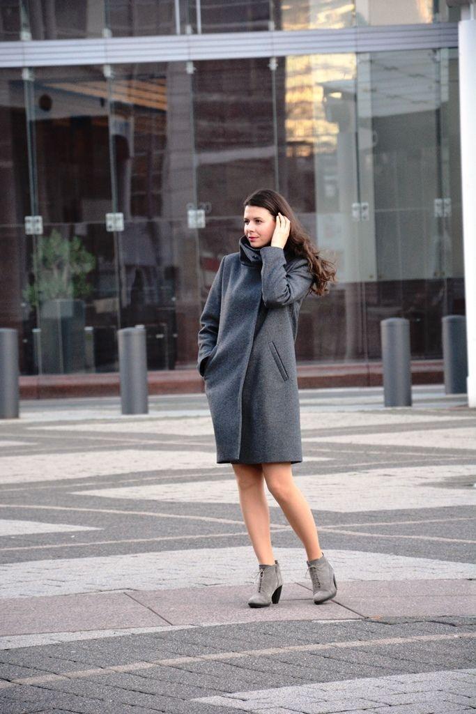 New year – new coat Mantel -  Sale bei Hallhuber