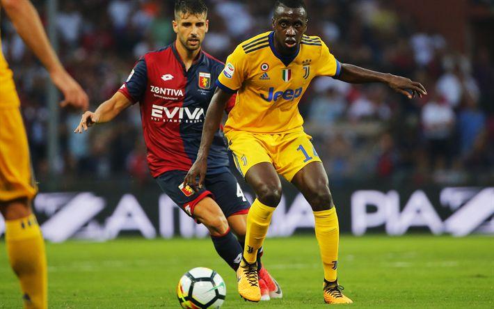 Descargar fondos de pantalla Blaise Matuidi, la Juve, 4k, fútbol, jugadores de fútbol, de la Juventus, de Italia, de la Serie a