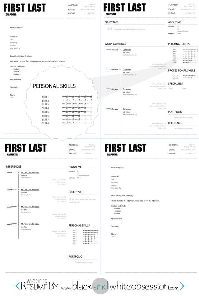 personal skills in resume