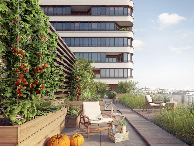 xoio illustriert im Auftrag von Die Wohnkompanie die Immobillienunterlagen für das Wohnquartier, Max und Moritz, Berlin.
