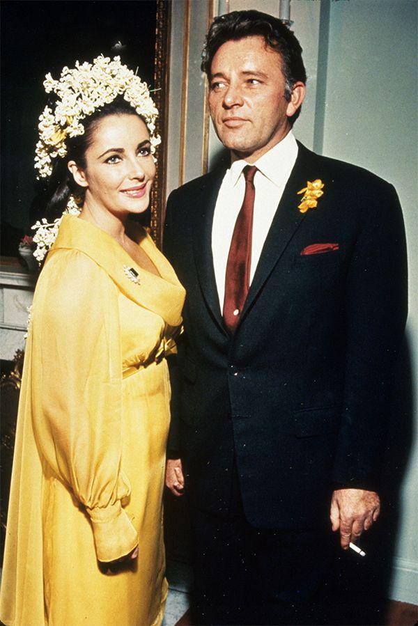 Elizabeth Taylor - Husbands - Richard Burton