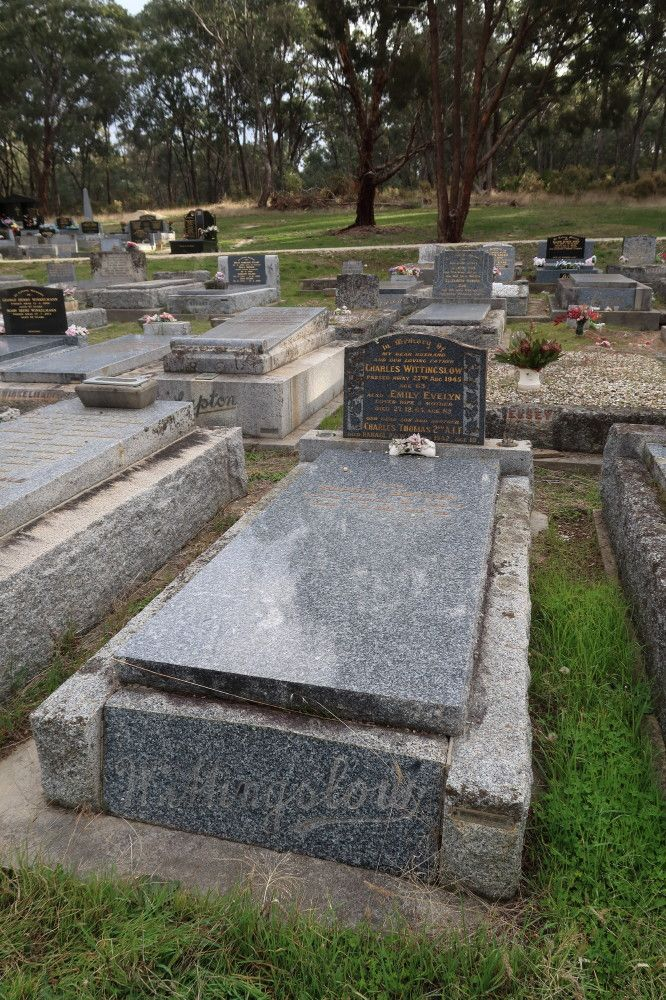 Charles Wittingslow (1881 - 1945) - Find A Grave Photos