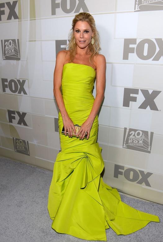 Emmy 2012: платья звезд  Джули Боуэн