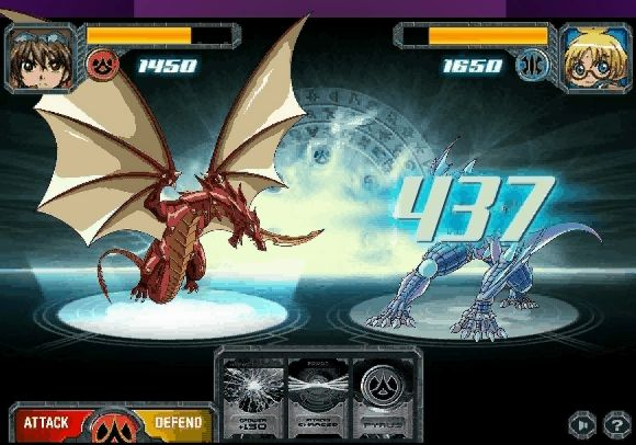 #Bakugan Battle Games Online Play
