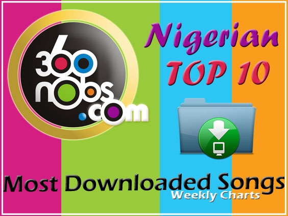 Here are your Top 10 Most Downloaded Songs for last week