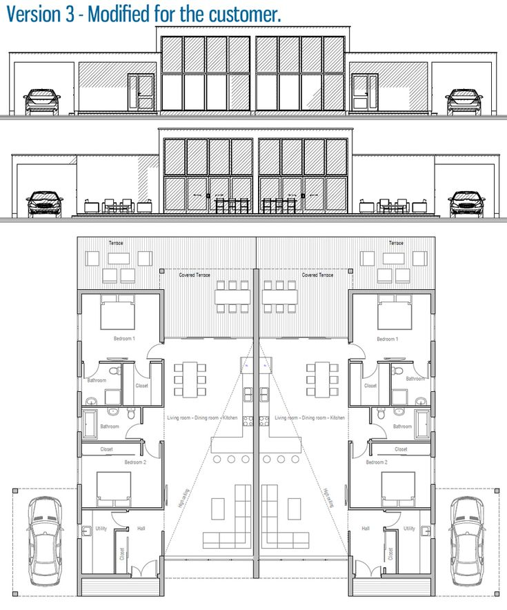 Modified For The Customer Floor Plan