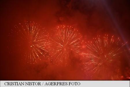 Peste 12.000 de constănțeni au petrecut noaptea de Anul Nou în Piața Ovidiu, la petrecerea în aer liber oferită de primărie, potrivit estimărilor forțelor de ordine care au asigurat securitatea la evenimentul organizat pentru al doilea an consecutiv de Asociația Descoperă Constanța.