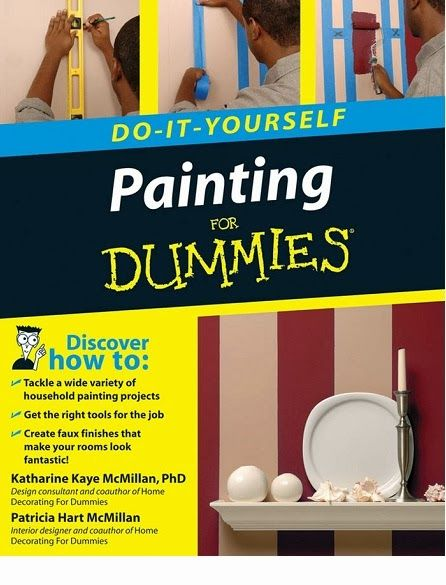 Painting Do It Yourself For DummiesBook Information