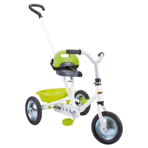 voici un tricycle solide et stable les armatures sont en m tal et les roues bien espac es pour. Black Bedroom Furniture Sets. Home Design Ideas