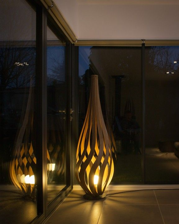 The Tulip Floor Lamp Designed By Alex MacMaster Takes Inspiration From  The...