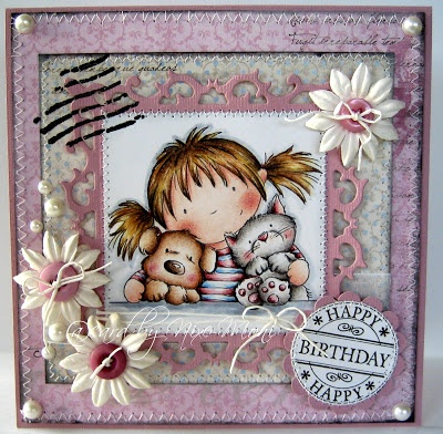 LOTV - Milly Cuddle Time - http://www.liliofthevalley.co.uk/acatalog/Stamp_-_Milly_Cuddle_Time.html