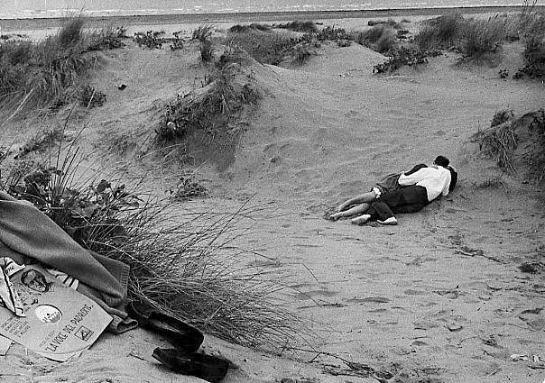 September sunday #3, 1958 Gianni Berengo Gardin