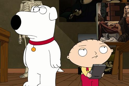 Brian - Family Guy