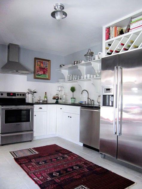 Kitchen Above Fridge Organization Handpicked Ideas Discover Home Decor