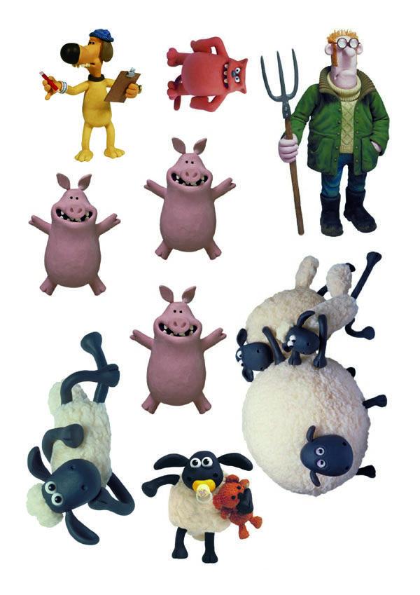 The DIY Shaun Sheep Birthday Party