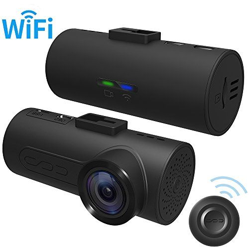 HaloCam C1 FHD 1080P Wifi Connect Car Dash Cam,Super Night Vision Driving Video Recorder,Driver Assistance,G-sensor for Motion Detection,Traffic Accident Disputes (Standard). For product info go to:  https://www.caraccessoriesonlinemarket.com/halocam-c1-fhd-1080p-wifi-connect-car-dash-camsuper-night-vision-driving-video-recorderdriver-assistanceg-sensor-for-motion-detectiontraffic-accident-disputes-standard/