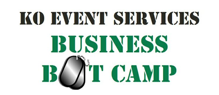 KO Event Services FREE Business Boot Camp