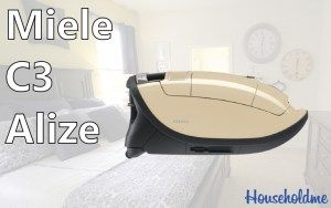 Miele C3 Alize #Vacuuming #household #householdcleaning