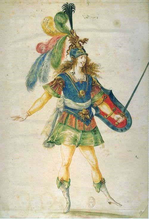 """Французские театральные костюмы. Louis-René Boquet(1717-1814)  Этого художника в интернете практически нет. Зато есть фильм """"Король танцует"""", где фигурирует король Людовик…"""