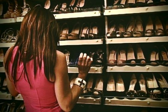The Meaning Behind Women's Obsession With Shoes