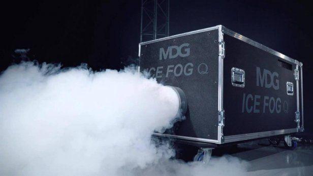 Tung rökmaskinernas Rolls-Royce, MDG tillverkar dem bästa tung röksmaskinerna i världen sedan 1980 talet. Är du proffs vet du redan detta, annars fråga någ...