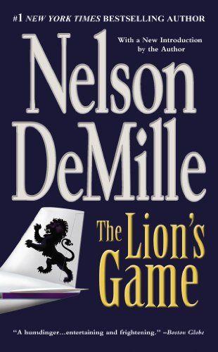 John Corey 2 The Lion S 2000 Nelson Demille
